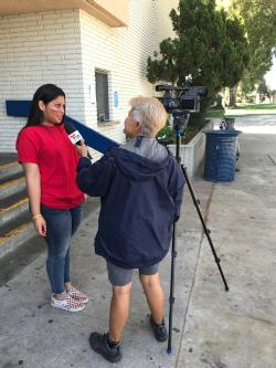 Telemundo 52 featured the PBIS program at MSA - 2!